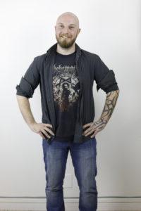 artial, Animateur et Programmateur de l'émission Métal sur HitPlus Radio